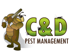 C & D Pest Management - Glen Burnie Logo